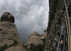 Ful de Sac al Setrill, Agulles, Montserrat, Espagne 9