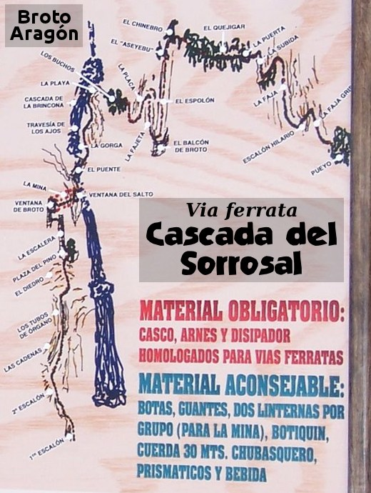 Cascada del Sorrosal, Aragon 4