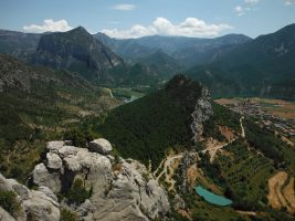 Via Africa a la Paret del Grau, Coll de Nargo, Espagne 13