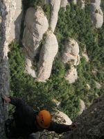 Montpart a la Miranda de las Boïgues, Montserrat, Espagne 16
