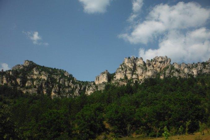 Ferrata de Liaucous, Aveyron 5