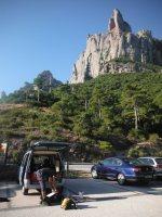 Easy Rider a la Paret de l'Aeri, Montserrat, Espagne 3