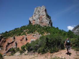 Via Africa a la Paret del Grau, Coll de Nargo, Espagne 4