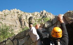 Iona a la Codolosa, Montserrat, Espagne 5