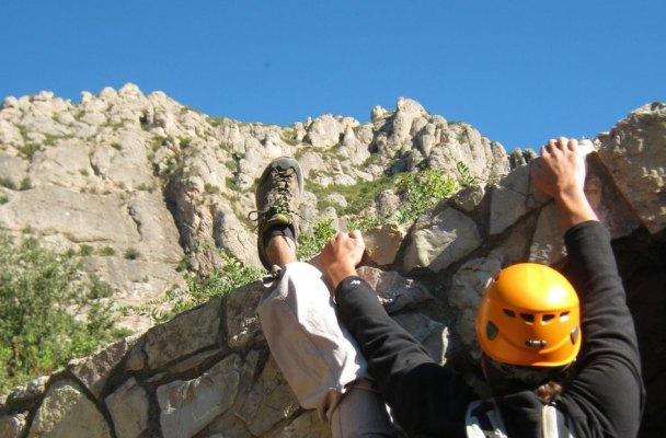 Iona a la Codolosa, Montserrat, Espagne 2