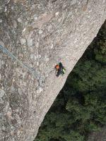 Montpart a la Miranda de las Boïgues, Montserrat, Espagne 7