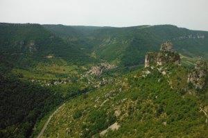 Le Révérend, Gorges de la Jonte, France 6