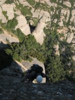 Stromberg a la Gorra Frigia, Montserrat, Espagne 12