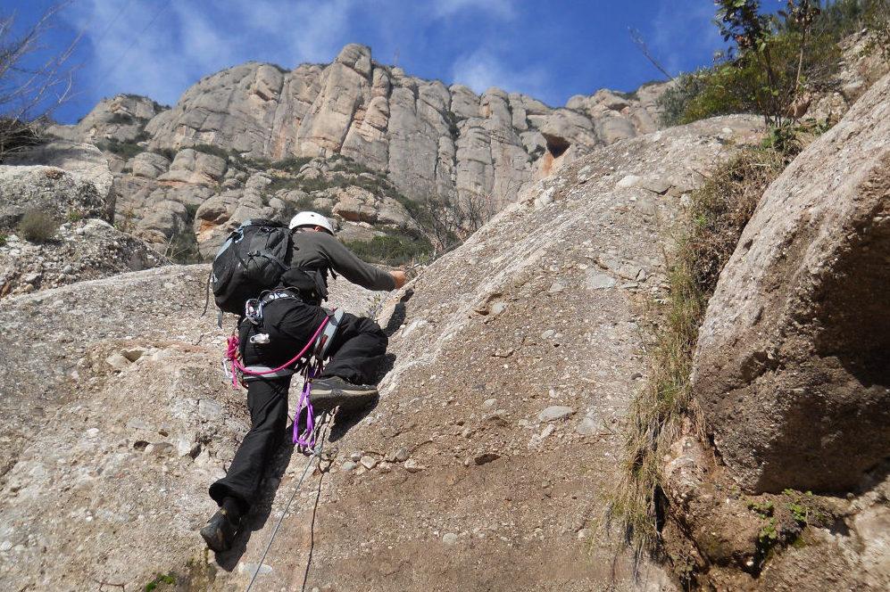 Torrent de Vallmala, Montserrat 1