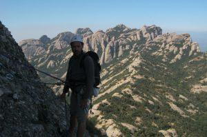 Stromberg a la Gorra Frigia, Montserrat, Espagne 14