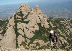 Stromberg a la Gorra Frigia, Montserrat, Espagne 17