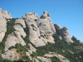 Stromberg a la Gorra Frigia, Montserrat, Espagne 1