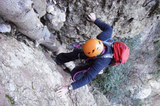 Torrent de Vallmala, Montserrat 22