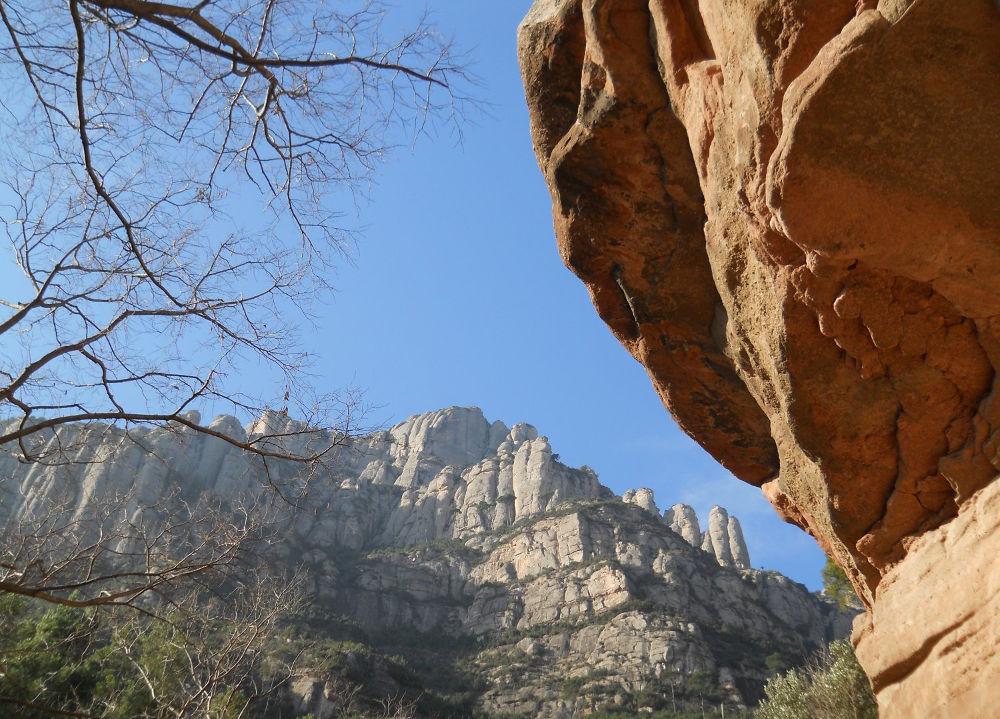 Torrent de Vallmala, Montserrat 5
