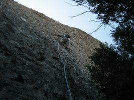 Stromberg a la Gorra Frigia, Montserrat, Espagne 6