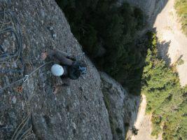 Stromberg a la Gorra Frigia, Montserrat, Espagne 7