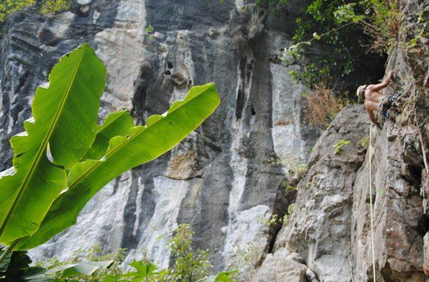 Butterfly Valley, Sport Climbing, Cat Ba Island, Vietnam 2