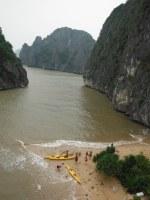 Moody's beach, Lan Ha Bay, Vietnam 16