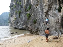 Moody's beach, Lan Ha Bay, Vietnam 20