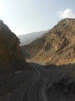 Transition, Junction & Nearside Walls, Ras Al Khamaih, Émirats 35