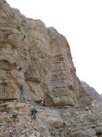 Transition, Junction & Nearside Walls, Ras Al Khamaih, Émirats 15
