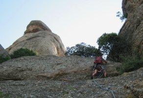 Lapónia a la Portera Gran, Montserrat, Espagne 12