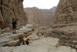 La Princesse a la Dalle, Wadi Naqab, Émirats 48