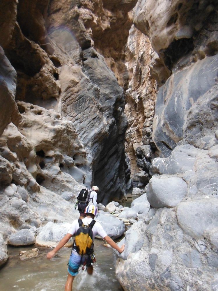 Snake Gorge Canyon, Jebel Akhdar 44