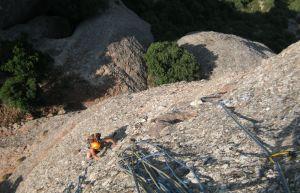 Lapónia a la Portera Gran, Montserrat, Espagne 13