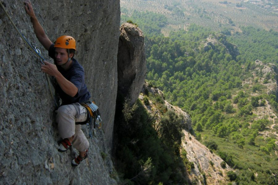 Vilmanbar a la Pastereta, Montserrat, Espagne 2