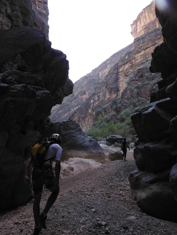 Snake Gorge Canyon, Jebel Akhdar 46