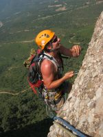 Lapónia a la Portera Gran, Montserrat, Espagne 15