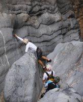 Snake Gorge Canyon, Jebel Akhdar 48