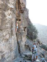 Hadash, wadi Mistall, Oman 18