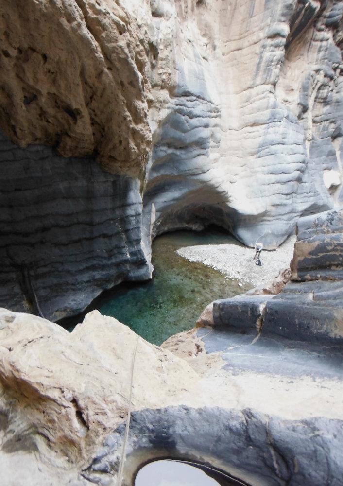 Snake Gorge Canyon, Jebel Akhdar 52