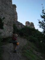 Lapónia a la Portera Gran, Montserrat, Espagne 1