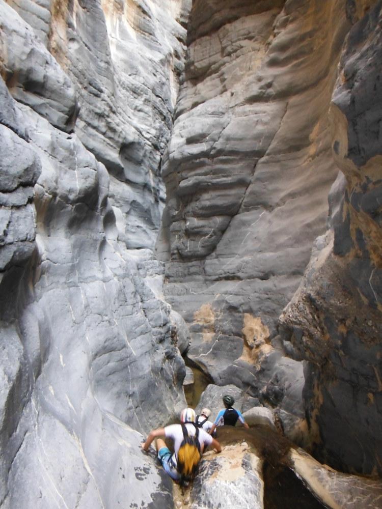 Snake Gorge Canyon, Jebel Akhdar 58