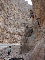 Transition, Junction & Nearside Walls, Ras Al Khamaih, Émirats 9