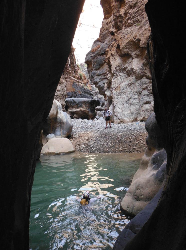 Snake Gorge Canyon, Jebel Akhdar 66