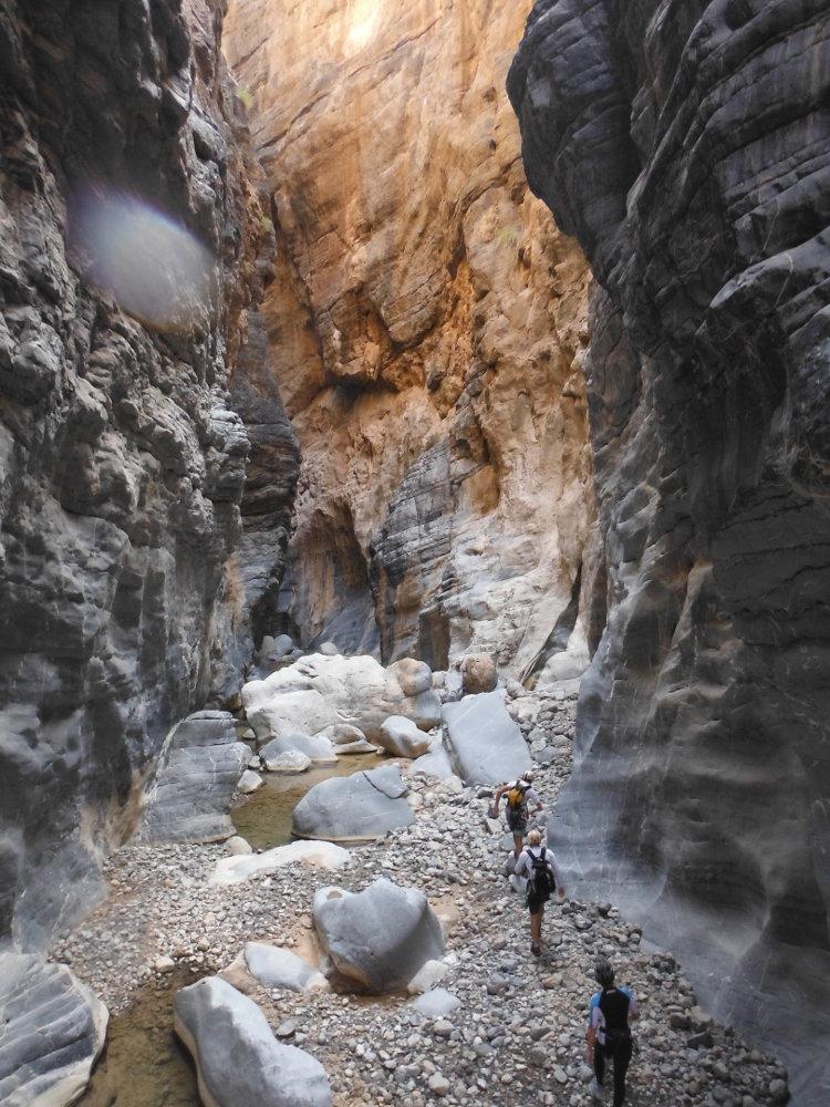 Snake Gorge Canyon, Jebel Akhdar 67