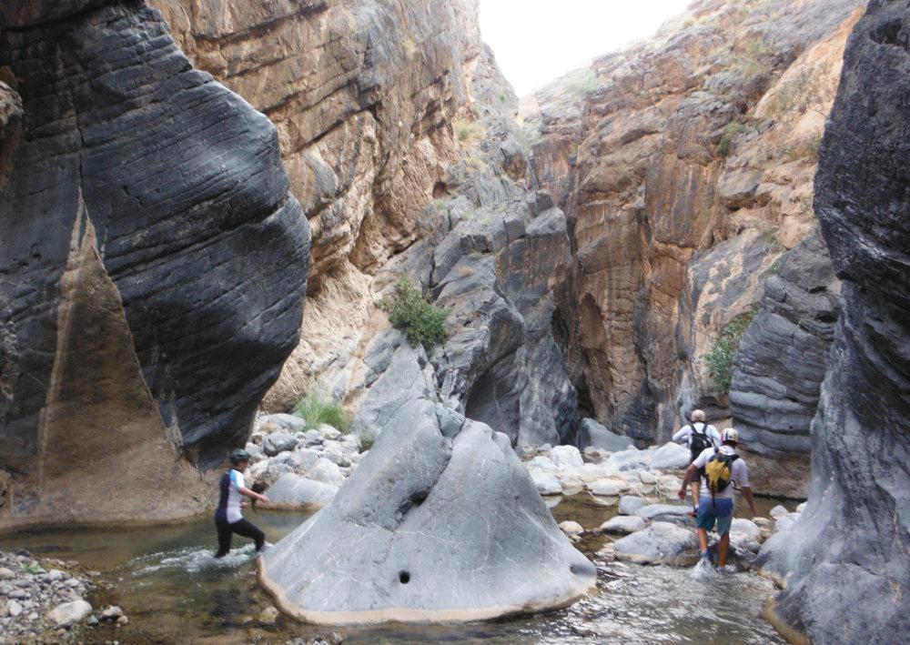 Snake Gorge Canyon, Jebel Akhdar 38