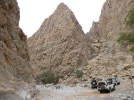 La Princesse a la Dalle, Wadi Naqab, Émirats 43