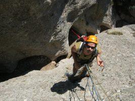 Drac Gos a l'agulle de Can Jorba, Montserrat, Espagne 7