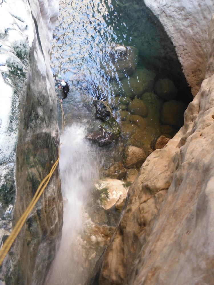 Wadi Ta'ab, Hajar Oriental 74