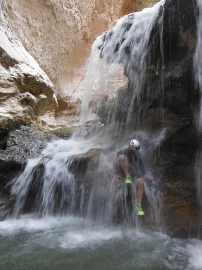 Wadi Ta'ab, Hajar Oriental 84