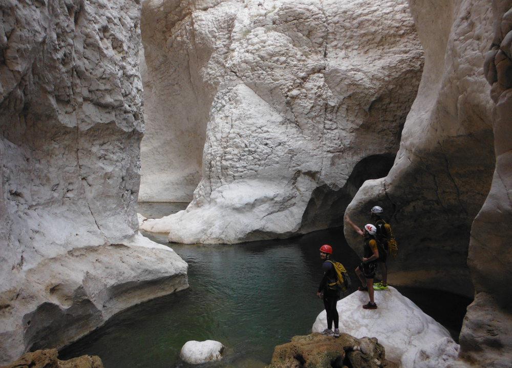 Wadi Ta'ab, Hajar Oriental 85
