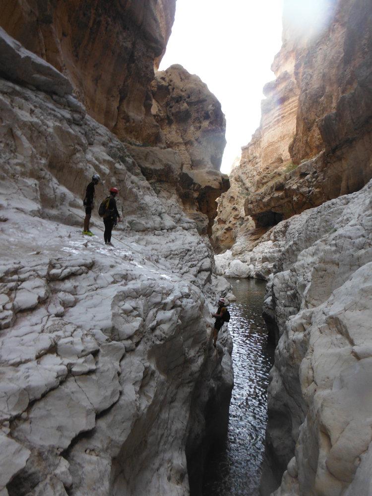 Wadi Ta'ab, Hajar Oriental 86