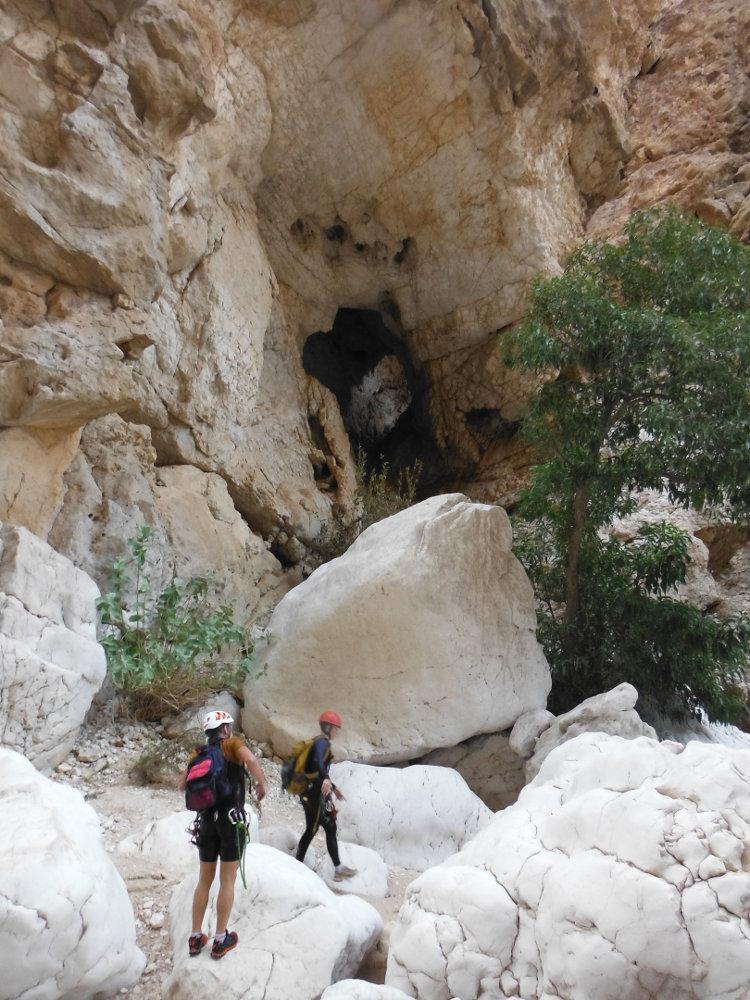 Wadi Ta'ab, Hajar Oriental 87