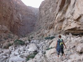 La Snifonie, Wadi Tiwi, Oman 5