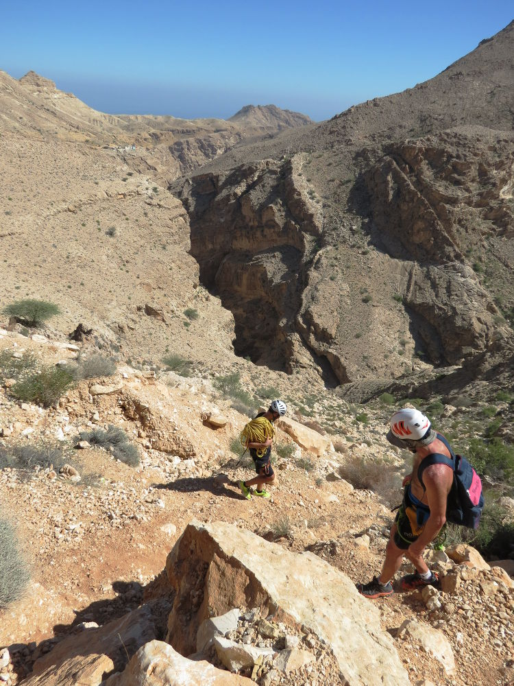 Wadi Ta'ab, Hajar Oriental 57